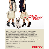 DKNY Shoes and Accessories Praha